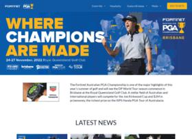 championship.pga.org.au