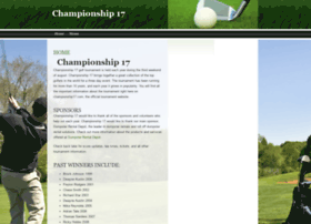 championship17.com