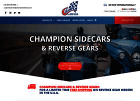 championsidecars.com