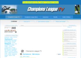 championsleaguetv.com