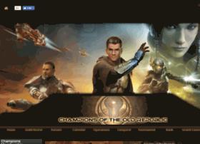 championsoftheoldrepublic.guildlaunch.com