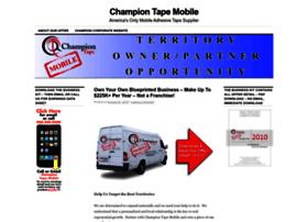 championtapedelivery.com