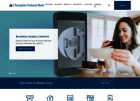 champlainbank.com
