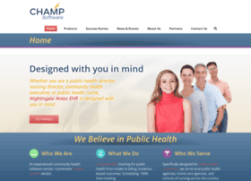 champsoftware.com