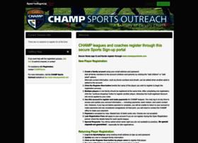 champsportsinfo.sportssignup.com