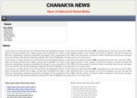 chanakyanews.com
