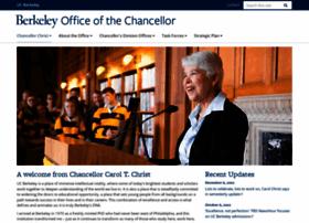 chancellor.berkeley.edu