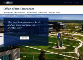 chancellor.ucmerced.edu