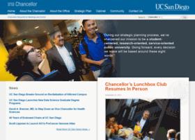 chancellor.ucsd.edu