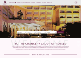 chanceryhotels.com