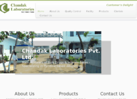 chandaklabs.com