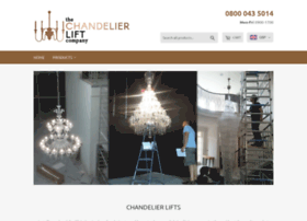 chandelierliftcompany.co.uk