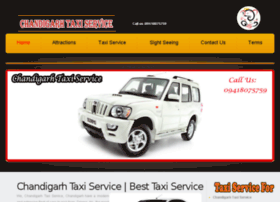 chandigarhtaxiservice.org