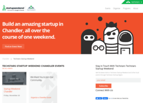 chandler.startupweekend.org