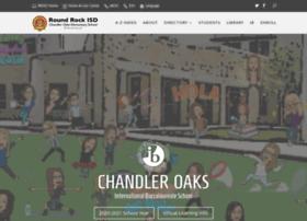 chandleroaks.roundrockisd.org