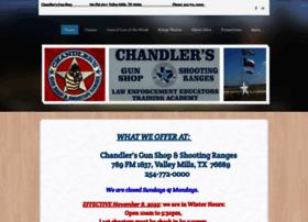 chandlersgunshop.com