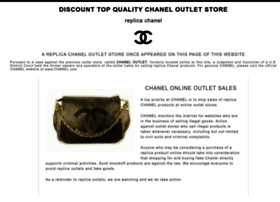 chanel--outlet.com