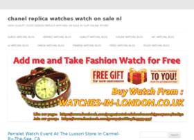 chanel-replica-watches.watchonsale.nl
