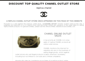 chaneloutletbagsonlineshop.net