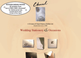 chanelweddings.ie