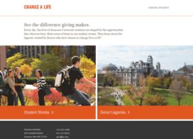 changealife.syr.edu