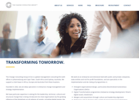 changeconsultinggroup.com