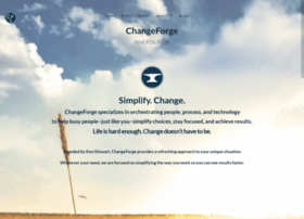changeforge.com