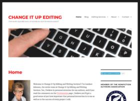 changeitupediting.com