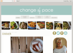 changeofpaceforme.com