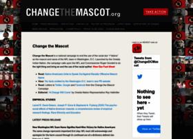 changethemascot.org