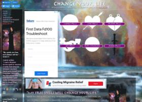 changeyourlifespells.com
