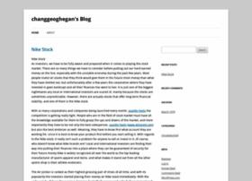 changgeoghegan.wordpress.com
