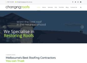 changingroofs.com.au