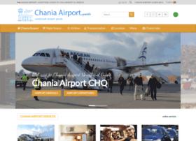 chania-airport.com