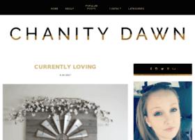 chanitydawn.com