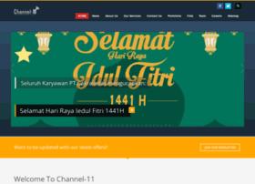 channel-11.net