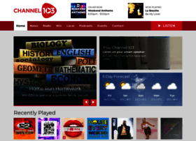 channel103.com