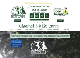 channel3kidscamp.org