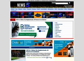 Channel5belize.com