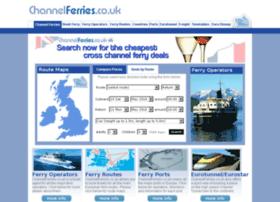 channelferries.co.uk