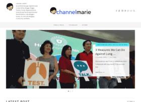 channelmarie.com