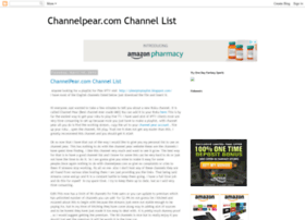 channelpeartv.blogspot.co.at