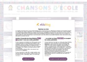 chansonsdecole.eklablog.com
