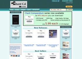 chantcd.com