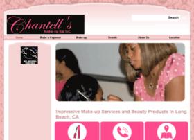 chantellsmakeupbar.com