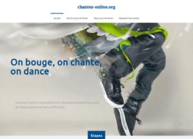 chantez-online.org