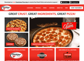 chanticlearpizza.com
