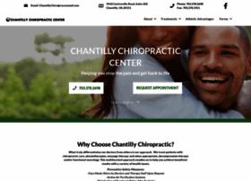 chantillychiropractic.com
