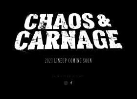 chaosandcarnage.com