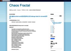 chaosfractals.blogspot.com